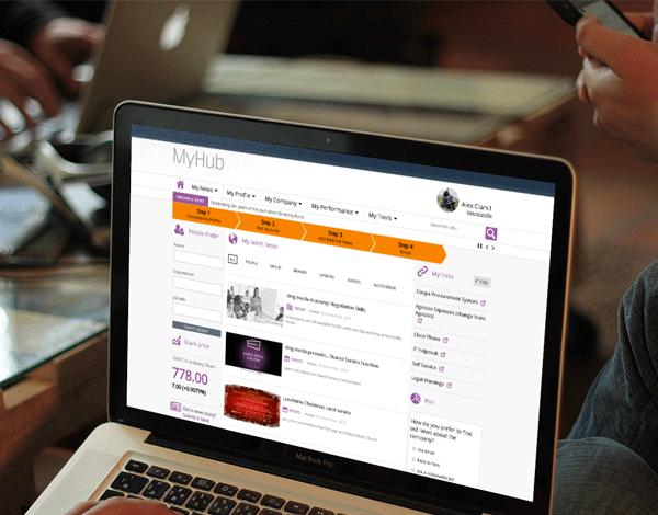 dmgmedia-myhub-homepage